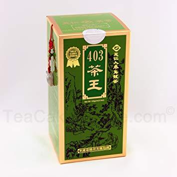 Chinese Oolong Tea - King 403 First Grade Green Tea Bonus Pack (Chinese Tea / Taiwanese Tea)